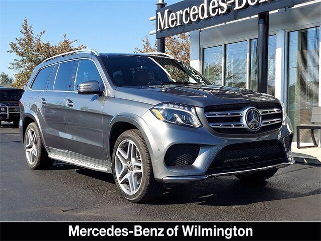 2019 Mercedes-Benz GLS GLS 550 4MATIC® SUV Wilmington DE