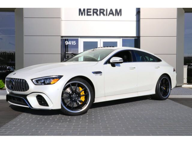 2019 Mercedes-Benz GT AMG®  63 4-Door Coupe