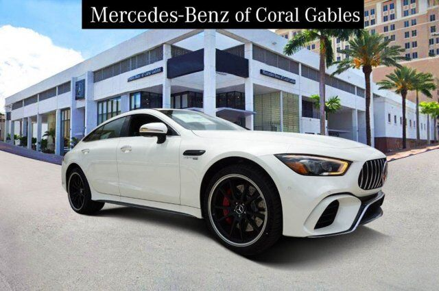 2019 Mercedes-Benz GT AMG®  63 4MATIC® Coral Gables FL
