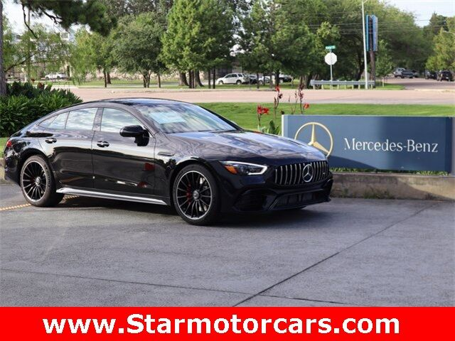 2019 Mercedes-Benz GT AMG®  63 4MATIC® Houston TX