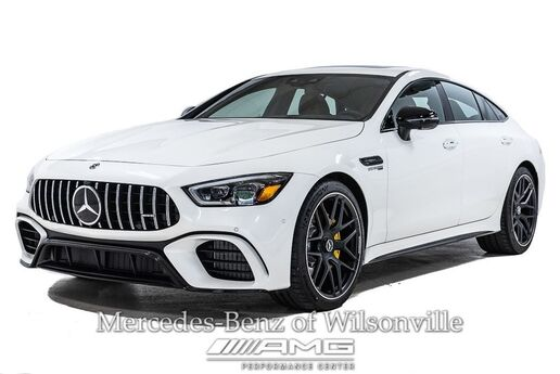 2019 Mercedes-Benz GT AMG®  63 S 4MATIC® Portland OR