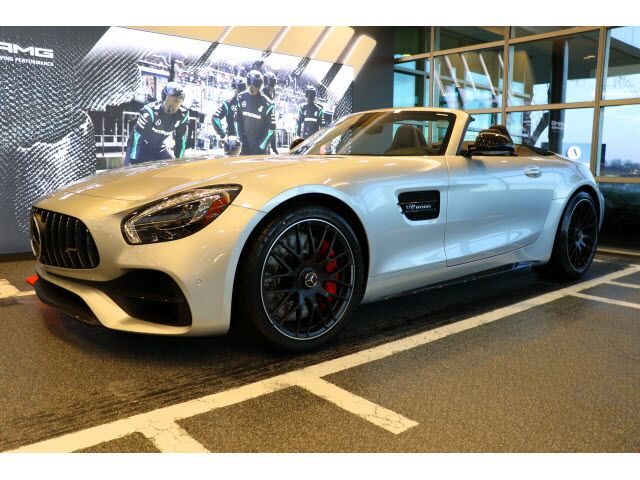 2019 Mercedes-Benz GT AMG®  C Roadster Merriam KS