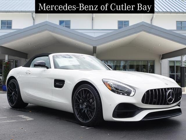 2019 Mercedes-Benz GT AMG®  Roadster KA023805