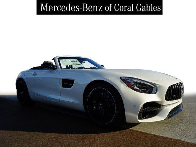 2019 Mercedes-Benz GT AMG®  Roadster Cutler Bay FL