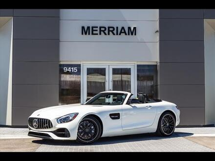 2019_Mercedes-Benz_GT_AMG®  Roadster_ Merriam KS