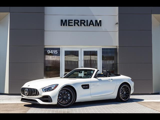 2019 Mercedes-Benz GT AMG®  Roadster Merriam KS