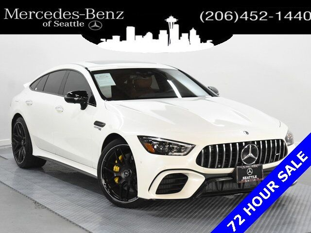 2019 Mercedes-Benz GT-Class AMG® GT 63 S 4MATIC® Seattle WA