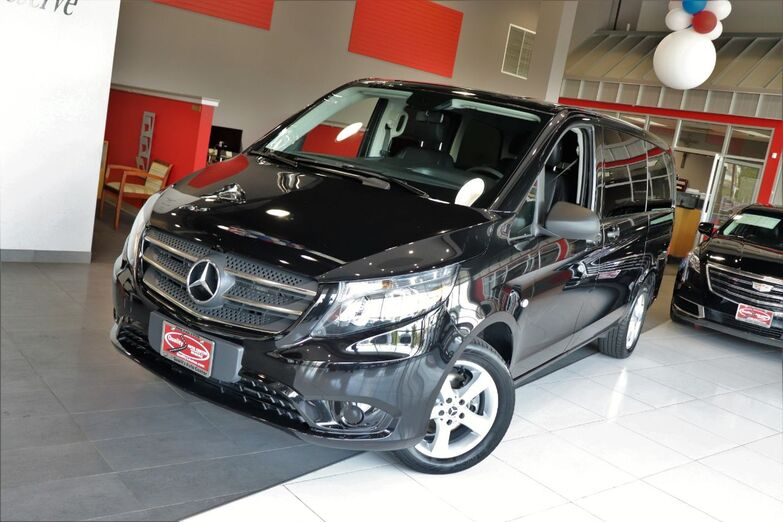 2019 Mercedes-Benz Metris Passenger Van Enhance Comfort Electric Sliding Door Package 1 Owner Springfield NJ
