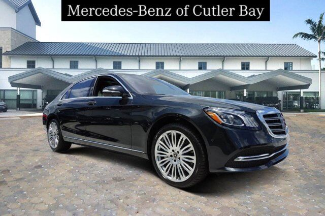 2019 Mercedes-Benz S 450 Cutler Bay FL