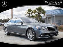 2019_Mercedes-Benz_S_450 Long wheelbase_ Bluffton SC