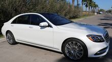 2019_Mercedes-Benz_S_450 Long wheelbase_ San Juan TX