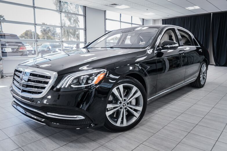 2019 Mercedes-Benz S 450 Long wheelbase Scottsdale AZ