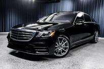 Mercedes-Benz S 450 Long wheelbase 2019
