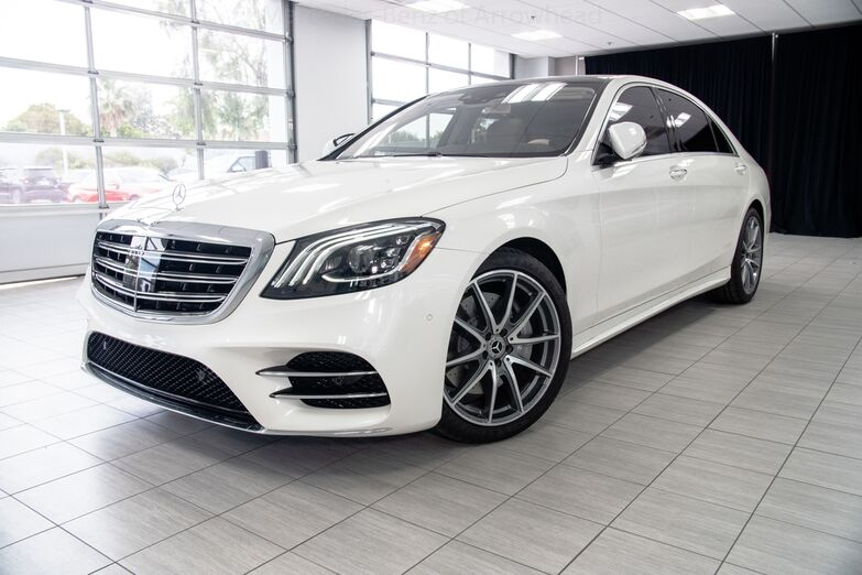 2019 Mercedes-Benz S 450 Long wheelbase 4MATIC® Scottsdale AZ