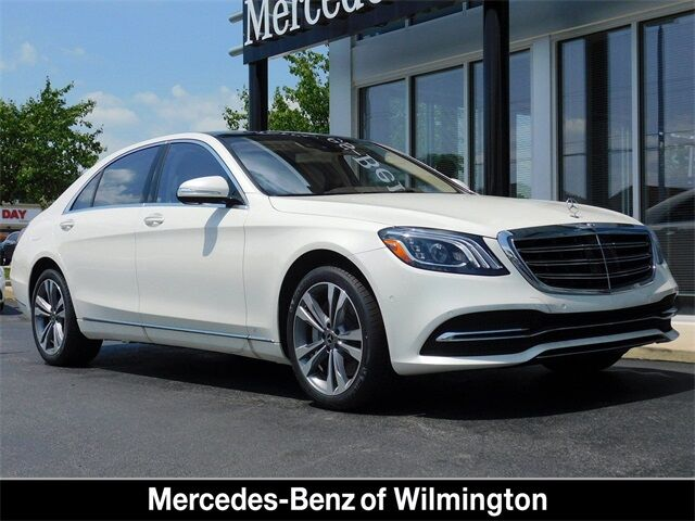 2019 Mercedes-Benz S 450 Long wheelbase 4MATIC® Wilmington DE