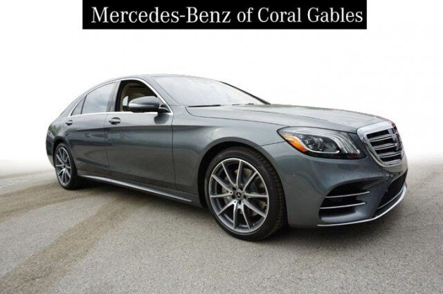 2019 Mercedes-Benz S 450 Sedan Coral Gables FL