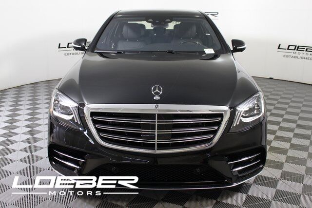 2019 Mercedes-Benz S 4504MATIC® Lincolnwood IL