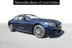 2019_Mercedes-Benz_S_560 4MATIC® Coupe_ Coral Gables FL