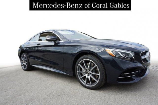 2019 Mercedes-Benz S 560 4MATIC® Coupe Coral Gables FL