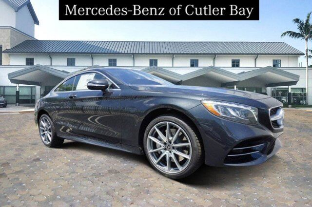 2019 Mercedes-Benz S 560 4MATIC® Coupe Cutler Bay FL