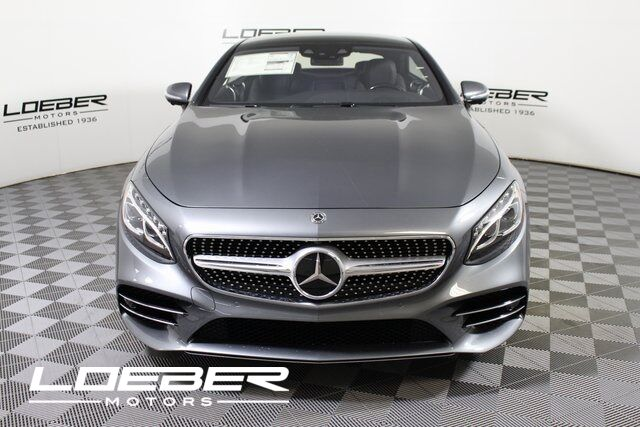 2019 Mercedes-Benz S 560 4MATIC® Coupe Chicago IL