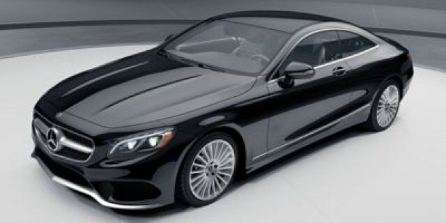2019 Mercedes-Benz S 560 4MATIC® Coupe Morristown NJ