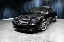 Mercedes-Benz S 560 4MATIC® Coupe 2019