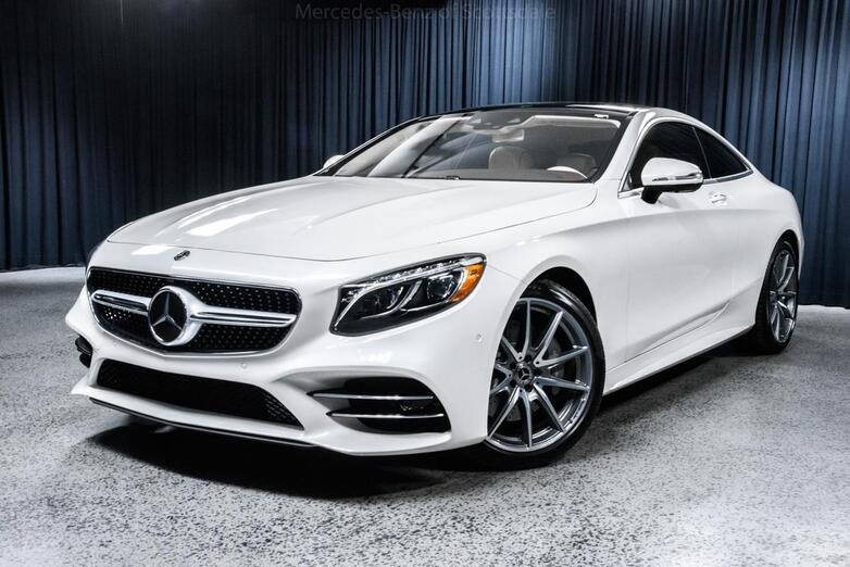2019 Mercedes-Benz S 560 4MATIC® Coupe Scottsdale AZ