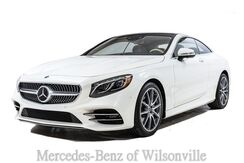 2019_Mercedes-Benz_S_560 4MATIC® Coupe_ Portland OR