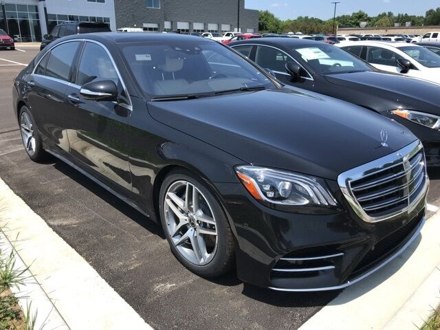 2019 Mercedes-Benz S 560 4MATIC® Sedan Indianapolis IN