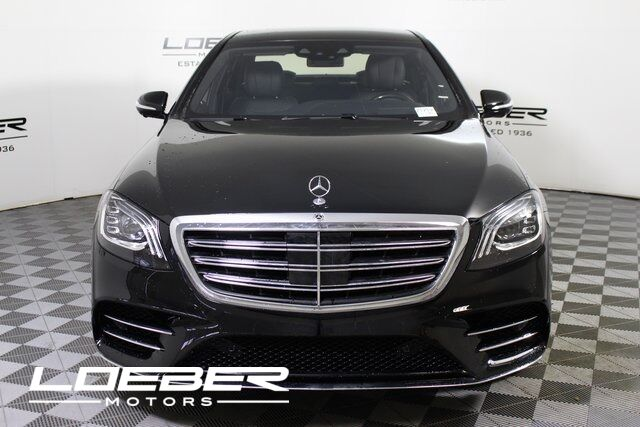2019 Mercedes-Benz S 560 4MATIC® Sedan Lincolnwood IL