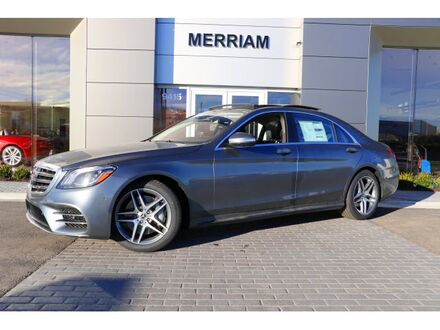 2019_Mercedes-Benz_S_560 4MATIC® Sedan_ Merriam KS