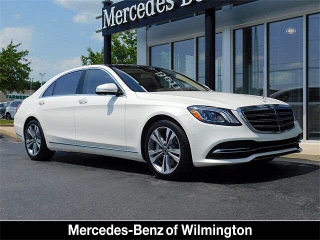 2019 Mercedes-Benz S 560 4MATIC® Sedan Wilmington DE