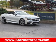 2019_Mercedes-Benz_S_560 Cabriolet_ Houston TX