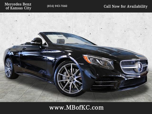 2019 Mercedes-Benz S 560 Cabriolet Kansas City MO