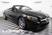 2019 Mercedes-Benz S 560 Cabriolet Lincolnwood IL