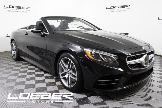 2019 Mercedes-Benz S 560 Cabriolet Chicago IL