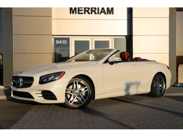 2019 Mercedes-Benz S 560 Cabriolet Merriam KS