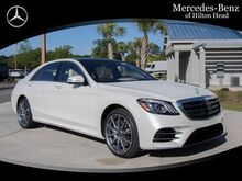 2019_Mercedes-Benz_S_560 Sedan_ Bluffton SC