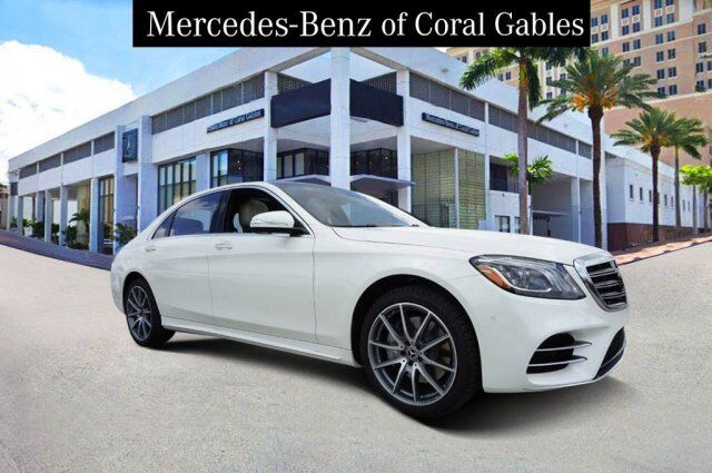 2019 Mercedes-Benz S 560 Sedan Cutler Bay FL