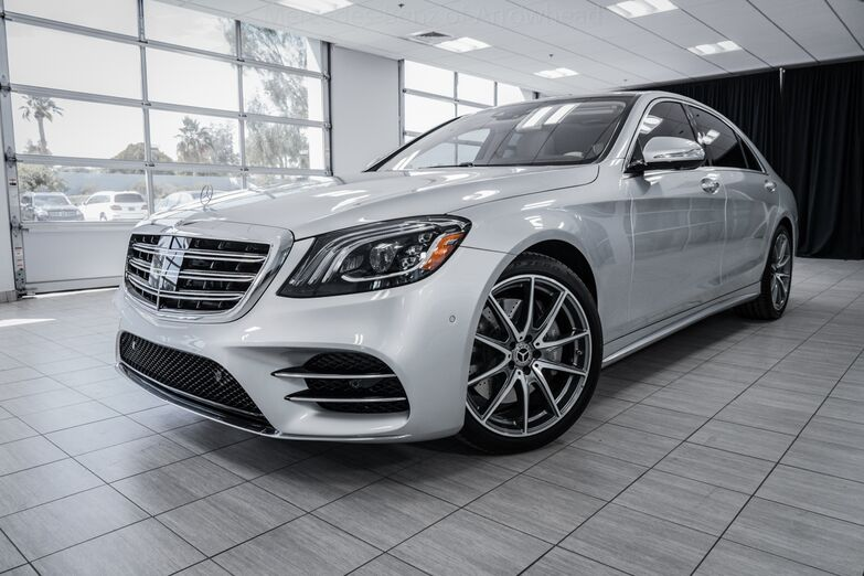 2019 Mercedes-Benz S 560 Sedan Peoria AZ