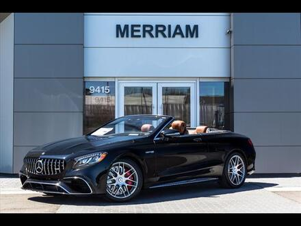 2019_Mercedes-Benz_S_AMG® 63 Cabriolet_ Merriam KS