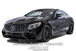 2019_Mercedes-Benz_S_AMG® 63 Coupe_ Portland OR