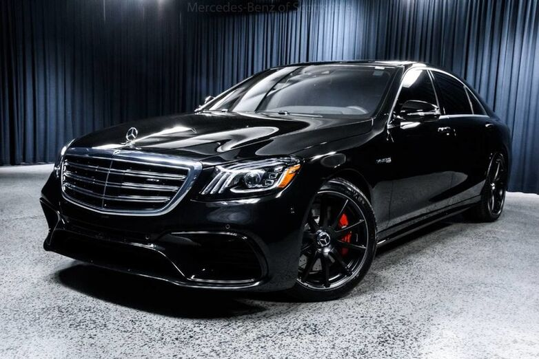 2019 Mercedes-Benz S AMG® 63 Long Wheelbase 4MATIC® Peoria AZ
