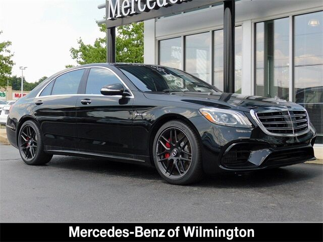 2019 Mercedes-Benz S AMG® 63 Long Wheelbase 4MATIC® Wilmington DE