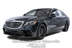2019_Mercedes-Benz_S_AMG® 63 Long Wheelbase 4MATIC®_ Portland OR