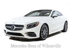 2019_Mercedes-Benz_S-Class_560 4MATIC® Coupe_ Portland OR