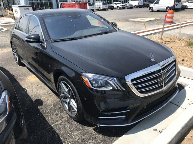 2019 Mercedes-Benz S-Class 560 4MATIC® Sedan Indianapolis IN