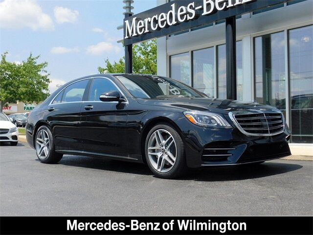 2019 Mercedes-Benz S-Class 560 4MATIC® Sedan Wilmington DE