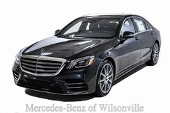 2019_Mercedes-Benz_S-Class_560 4MATIC® Sedan_ Portland OR